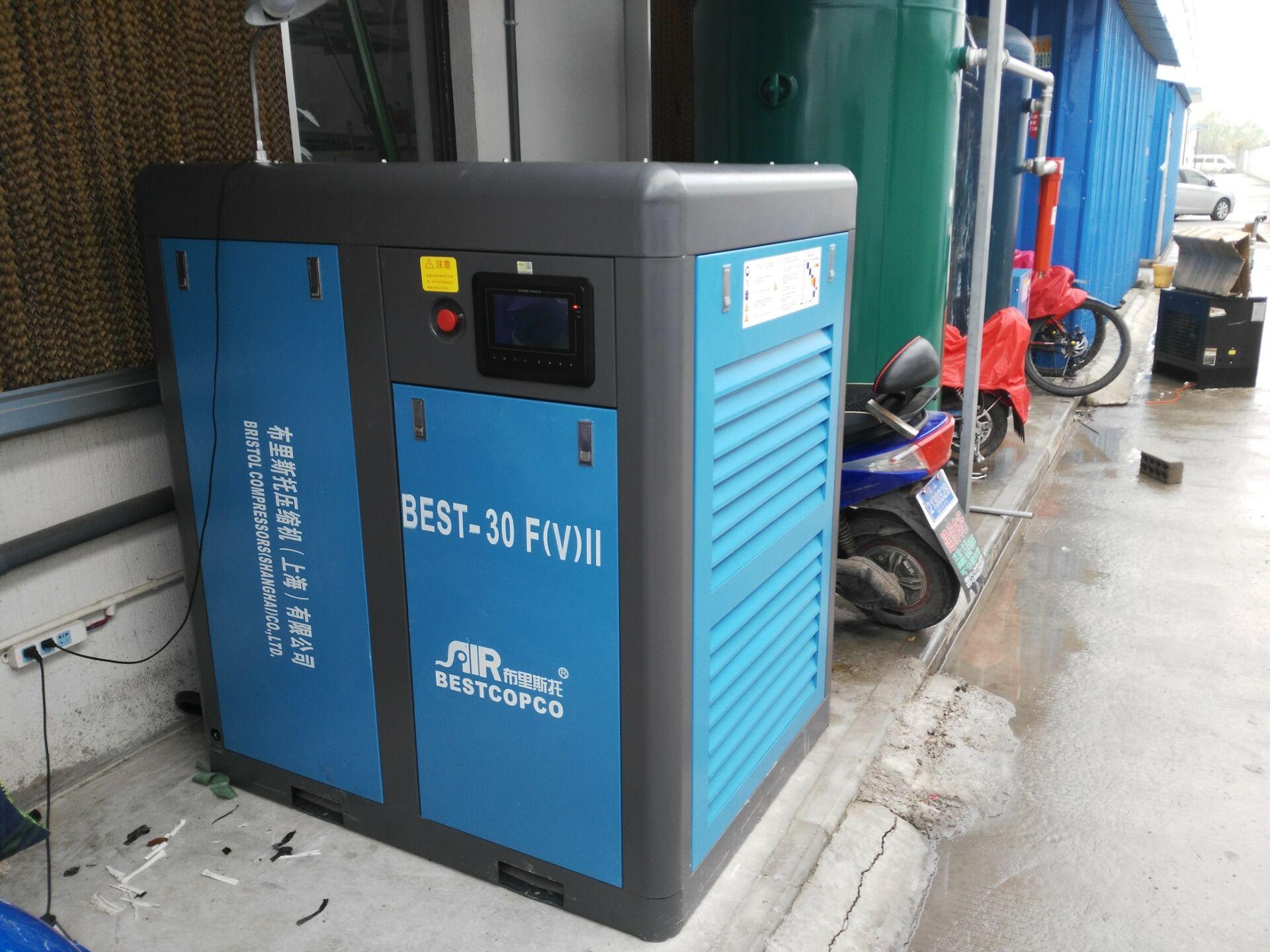 布里斯托浅析造成空压机电机故障的五大问题
