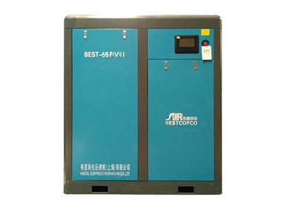 布里斯托两级压缩永磁变频螺杆空压机F(V)-Ⅱ