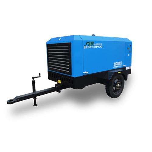 布里斯托电动移动空压机