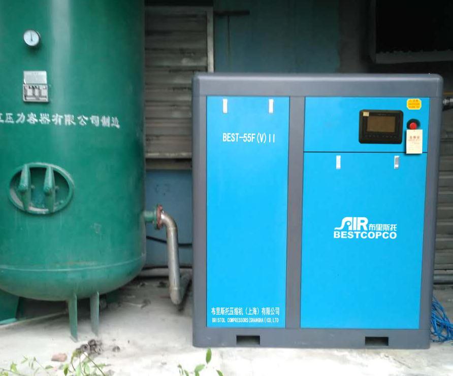 祝贺我公司两级压缩永磁变频空压机助力纺织业