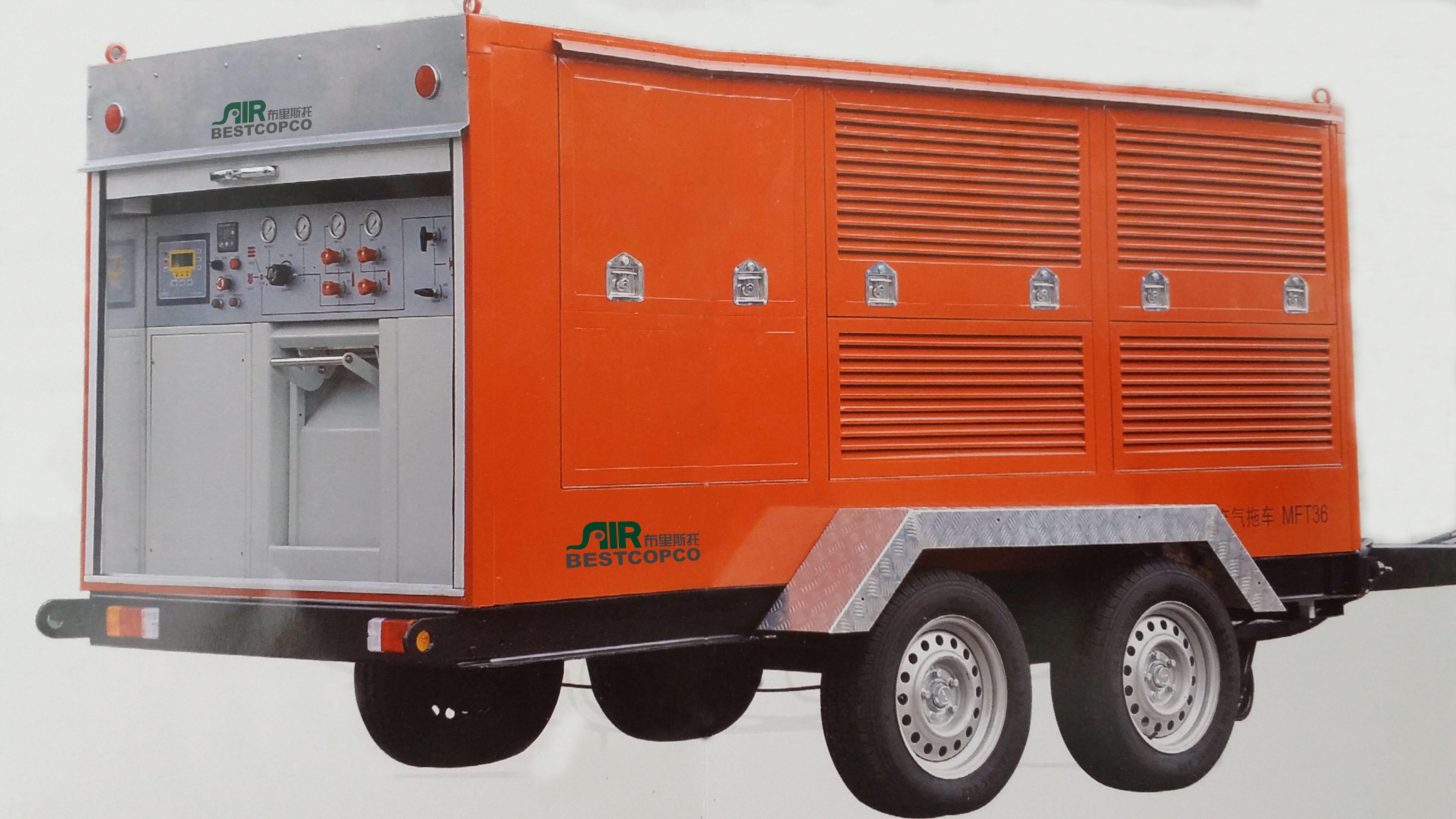 火场专用充气消防车 持续供气 MTF系列质量保证 全国售后免忧