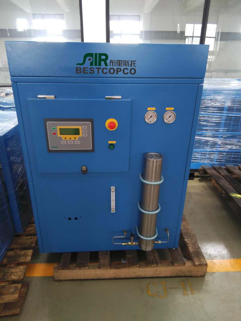 厂家直销 [布里斯托] 静音型呼吸空气充填泵 MCH36/ETS