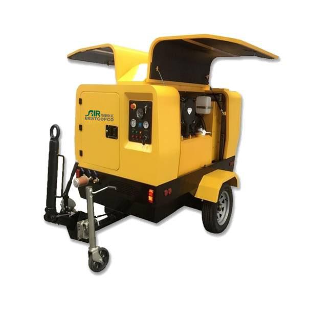 节能柴油移动空压机(双级永磁款)